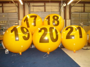 advertising balloons for promotions
